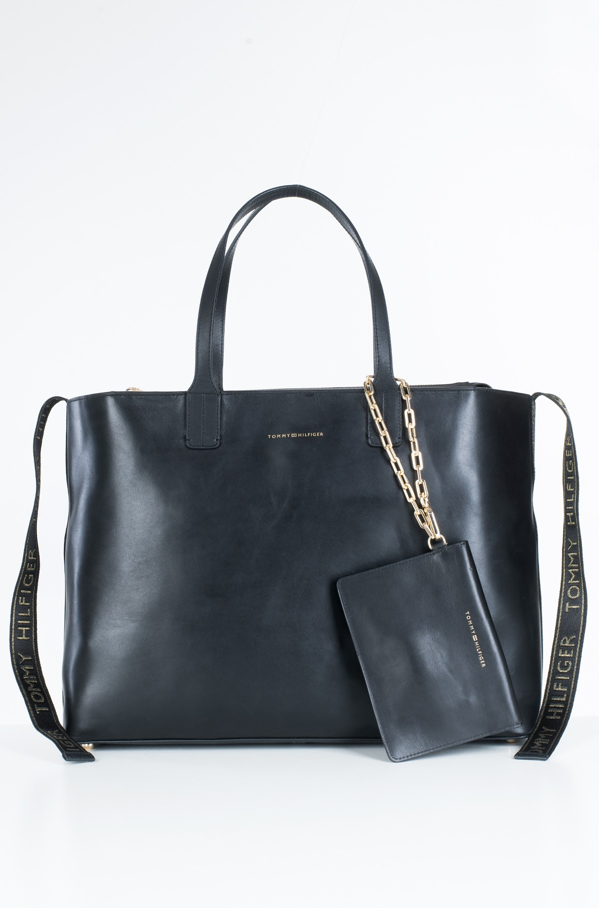 Handbag SOFT TURNLOCK TOTE-full-1