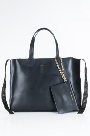 Handbag SOFT TURNLOCK TOTE-1
