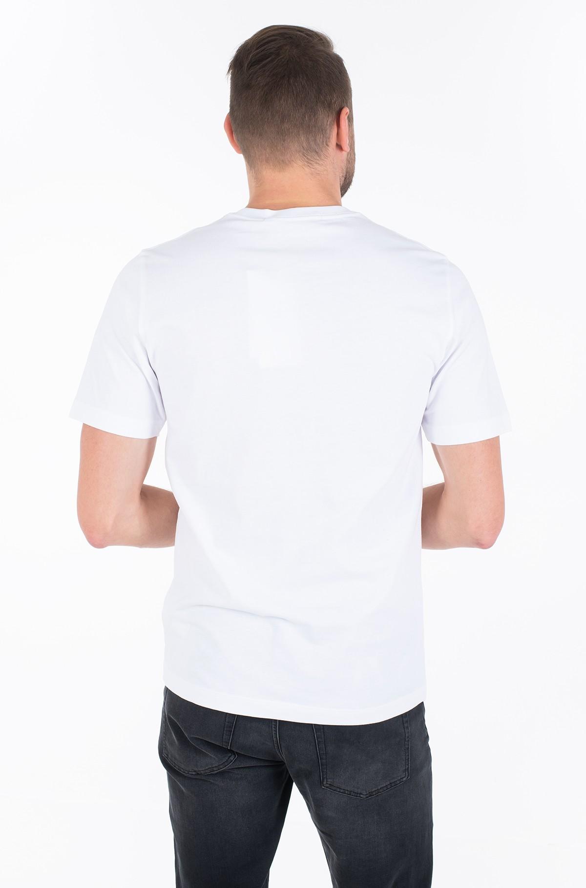 Marškinėliai TAPING THROUGH MONOGRAM REG TEE-full-3