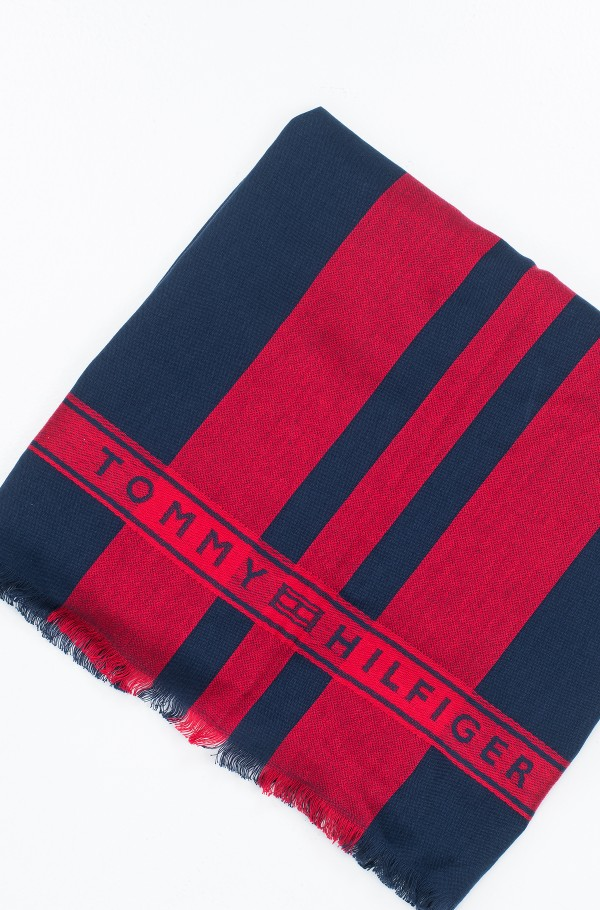 SELVEDGE SCARF-hover