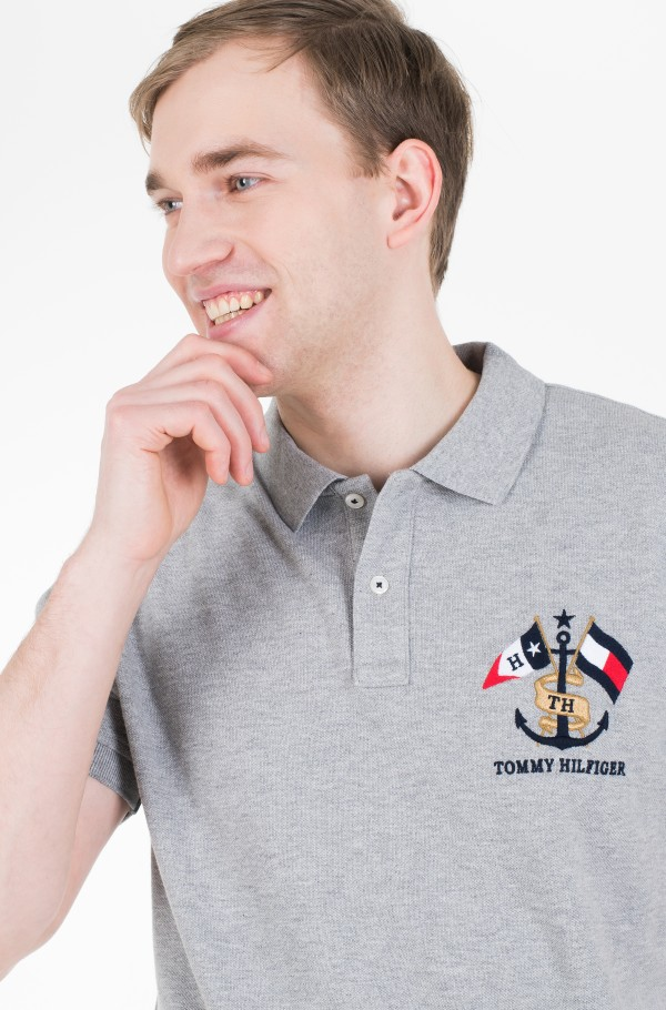 CREST EMBROIDERY REGULAR POLO