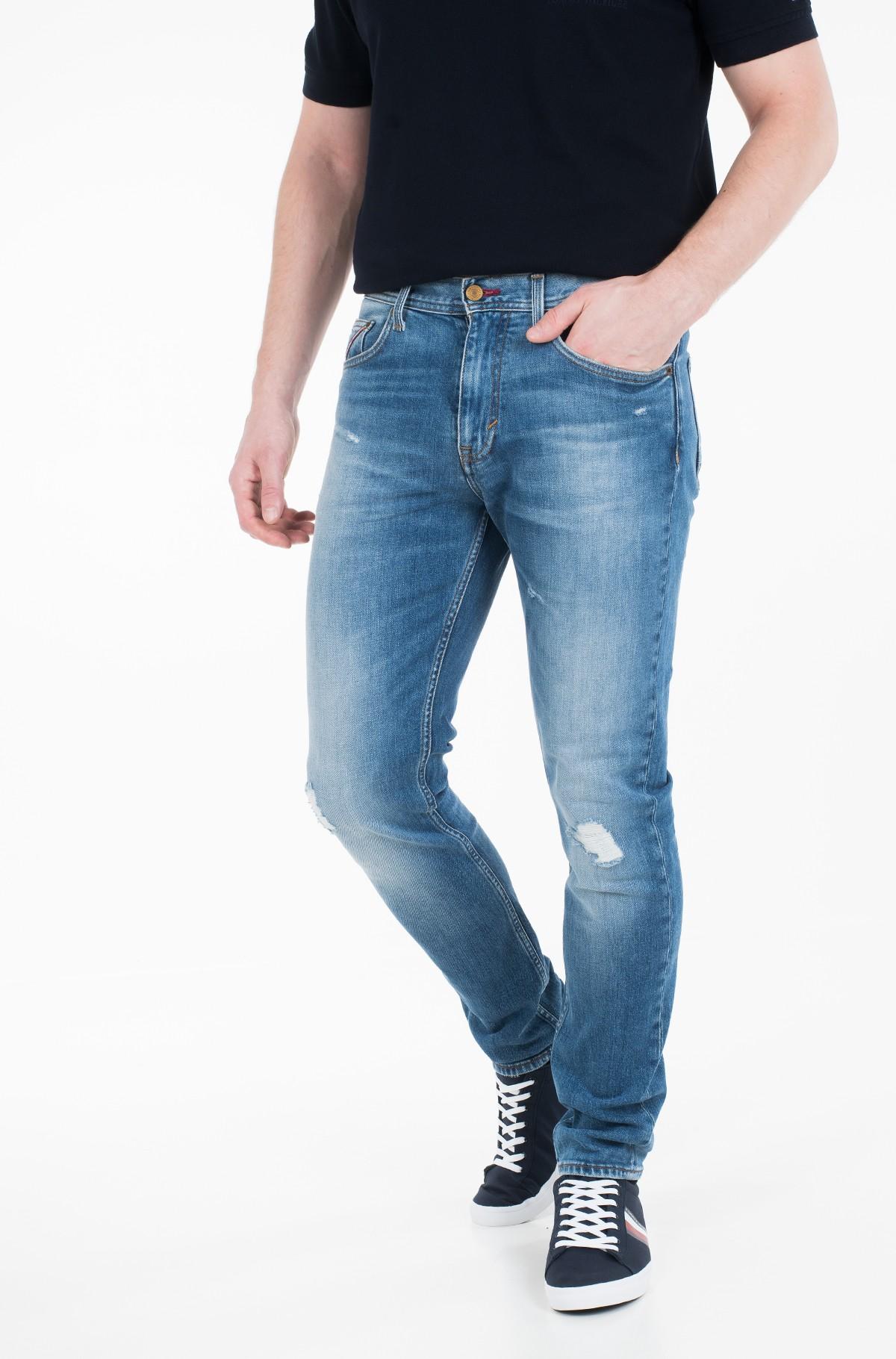 Jeans TAPERED MONOGRAM STR CELO WORN-full-1