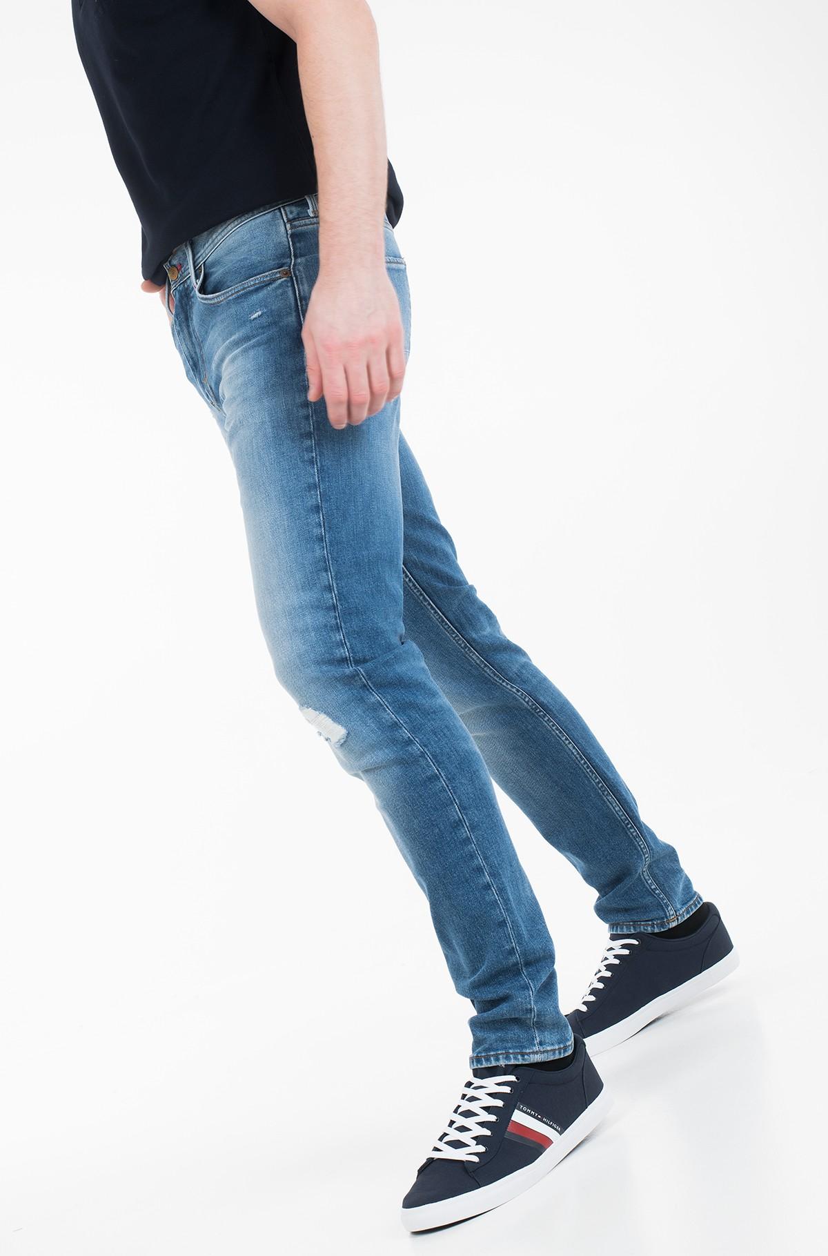 Jeans TAPERED MONOGRAM STR CELO WORN-full-2