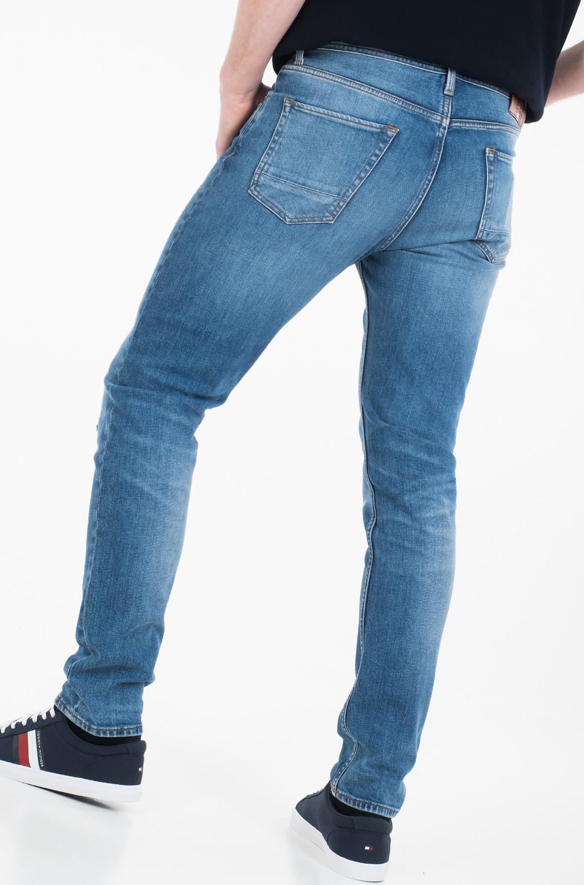 Jeans TAPERED MONOGRAM STR CELO WORN-full-3