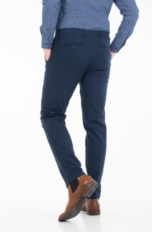 Riidest püksid SLIM FIT STRUCTURED FLEX PANT-3