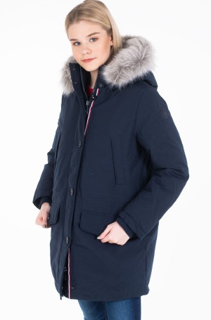 Skranda su gobtuvu NOVA AUTHENTIC INSULATION PARKA	-2