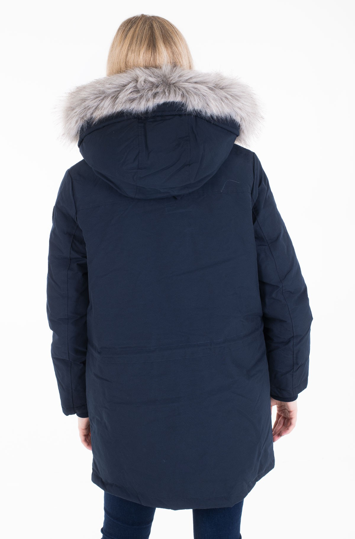 Skranda su gobtuvu NOVA AUTHENTIC INSULATION PARKA	-full-3