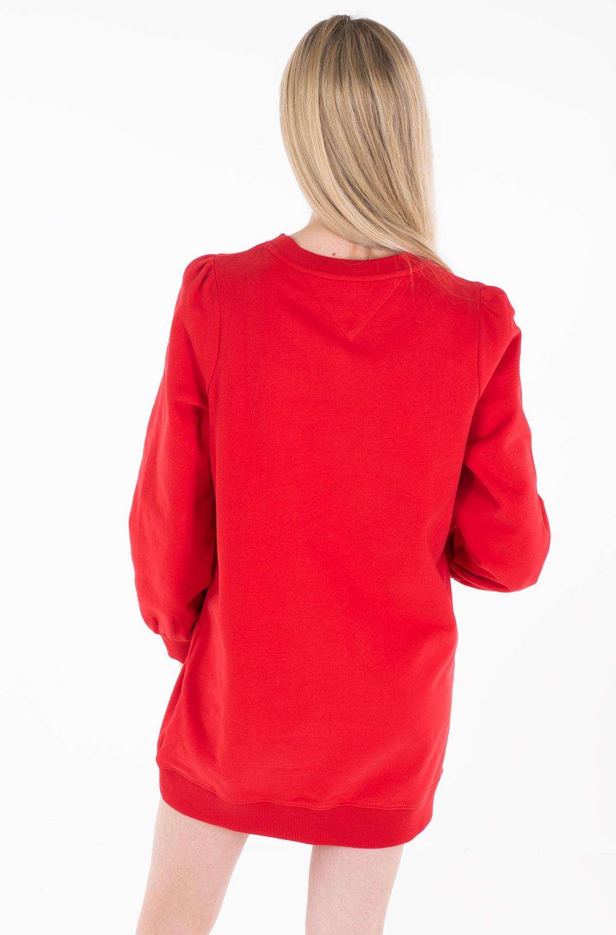 Sweatshirt dress TJW HEART LOGO SWEAT DRESS-full-4