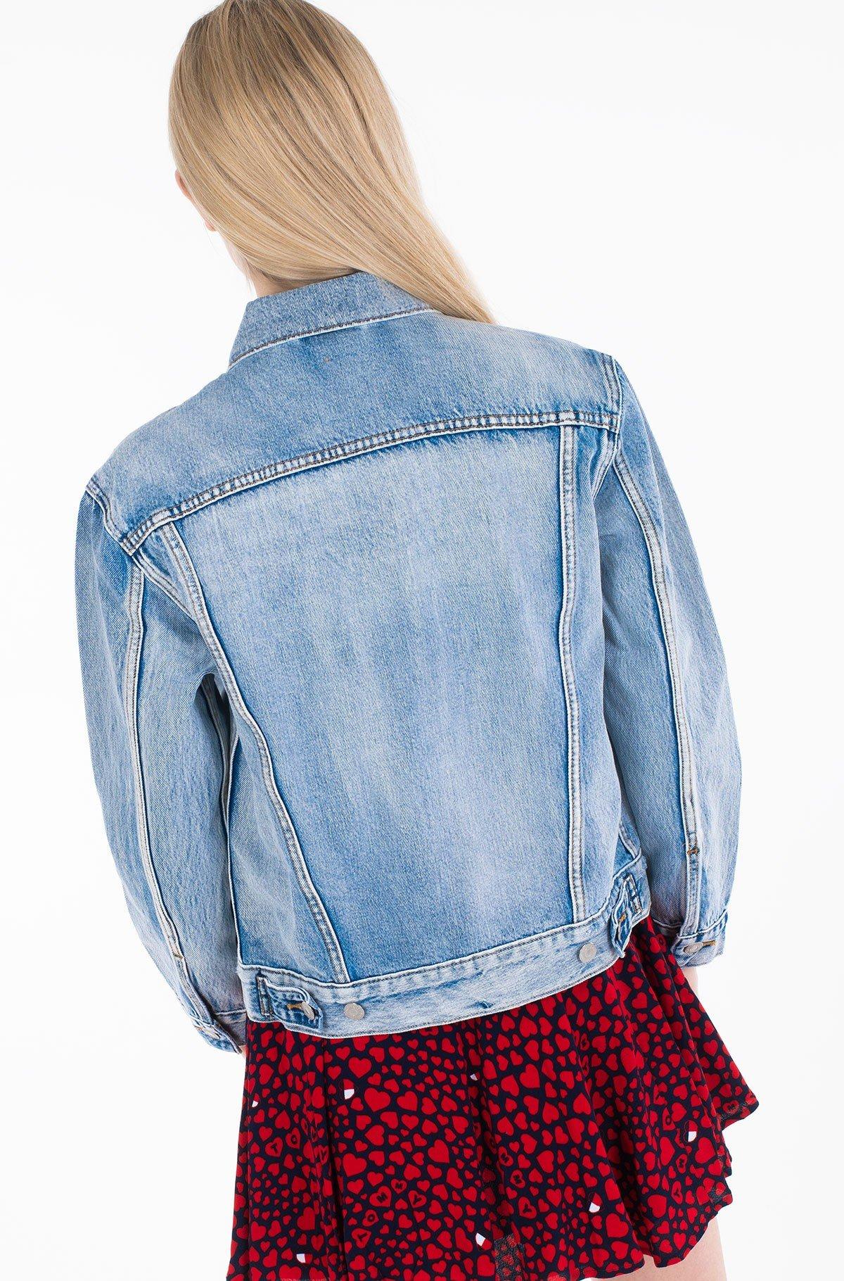 Denim jacket 299440095-full-3