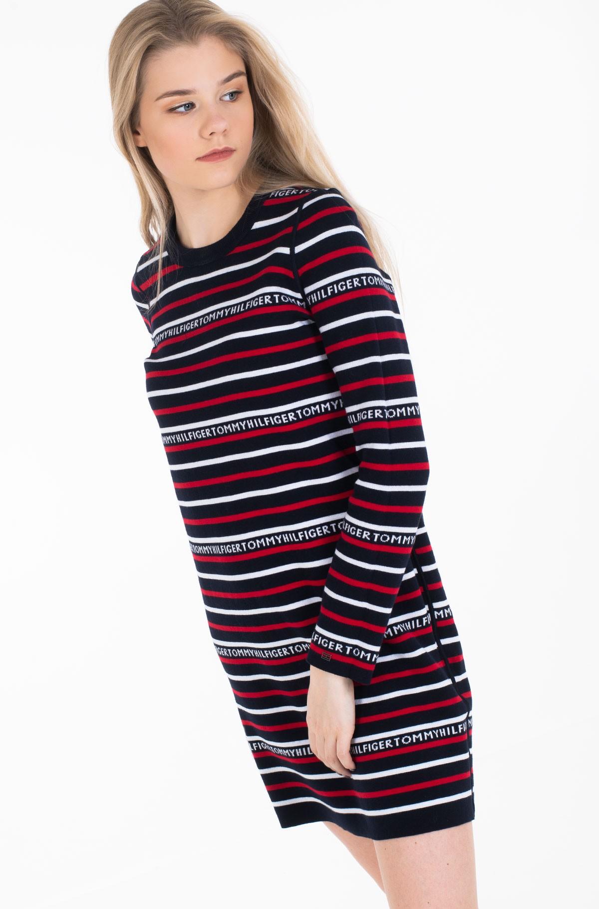 Kahtepidi kantav kleit VELMA REVERSIBLE DRS-full-2