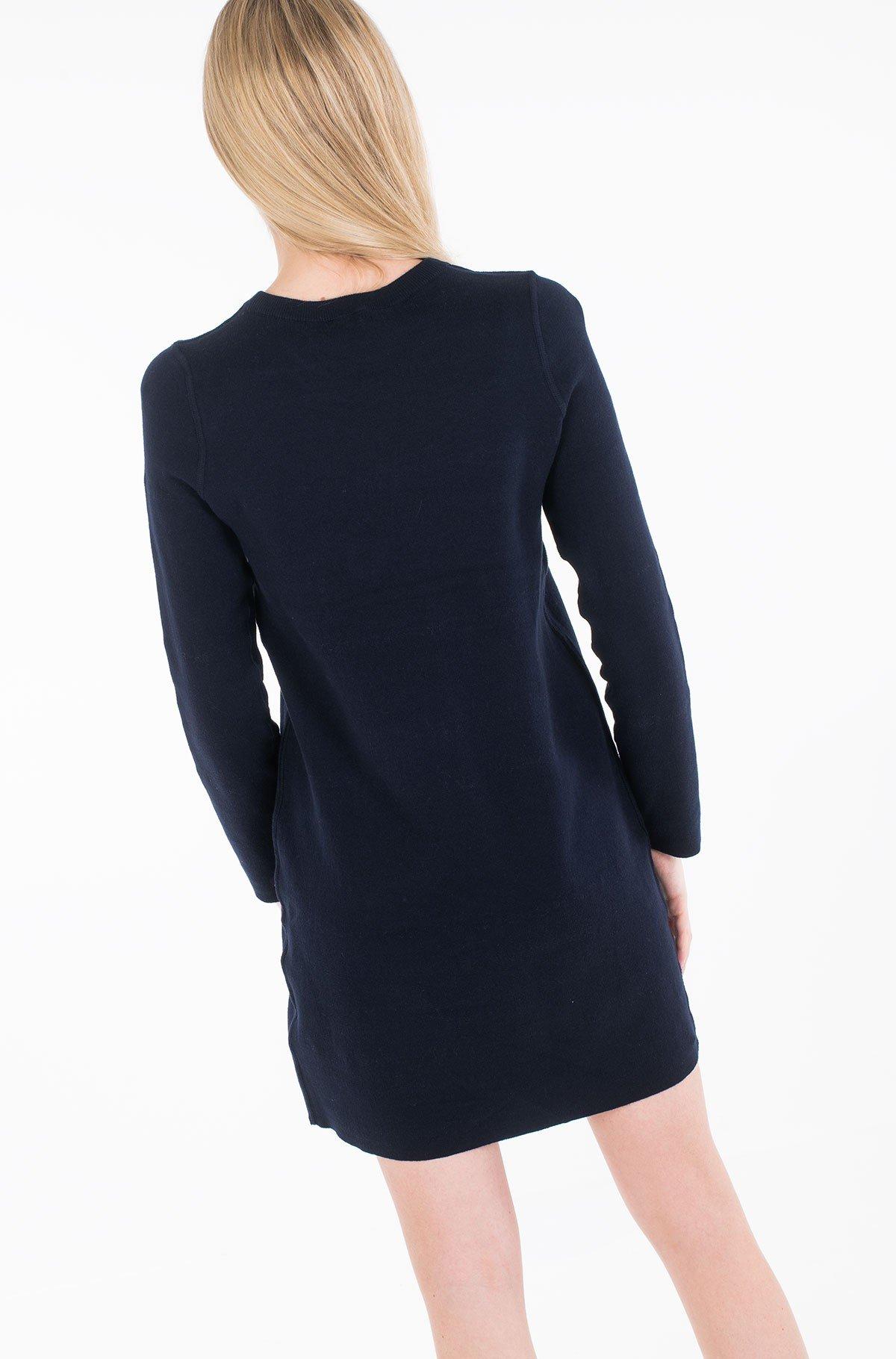 Kahtepidi kantav kleit VELMA REVERSIBLE DRS-full-3
