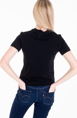 Marškinėliai TAPING THROUGH MONOGRAM TEE-3
