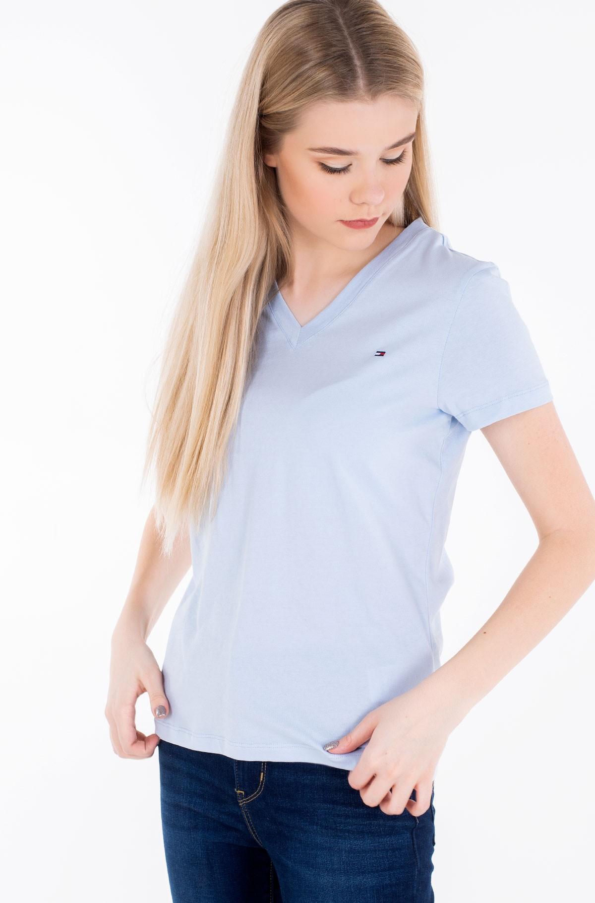T-shirt NEW V-NECK TEE-full-1