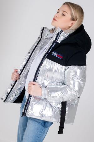 Jacket TJW MIX MEDIA BELTED JACKET-1
