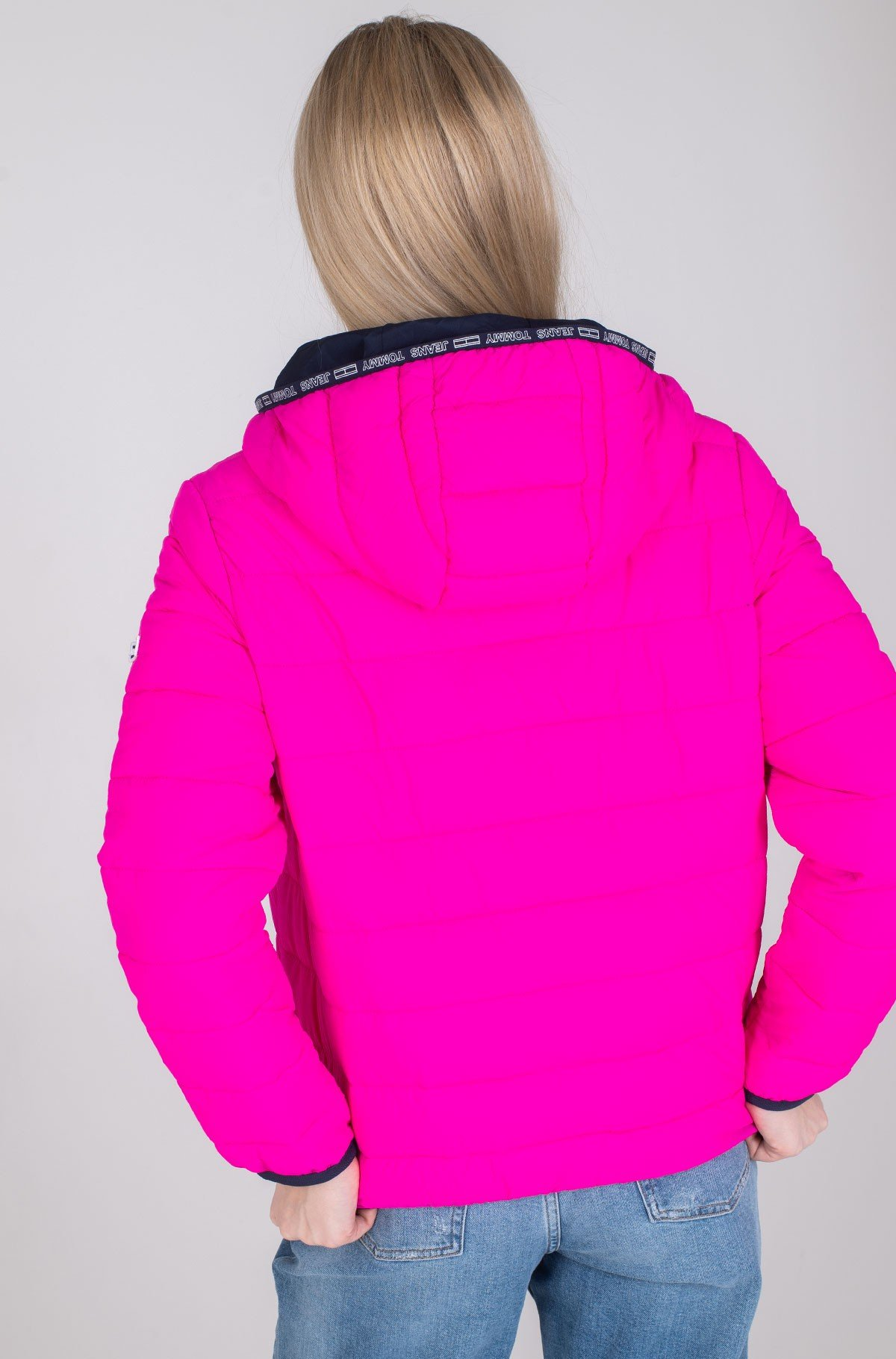 Striukė TJW QUILTED TAPE DETAIL JACKET-full-3