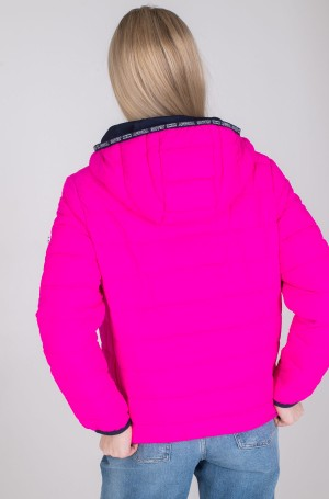 Striukė TJW QUILTED TAPE DETAIL JACKET-3
