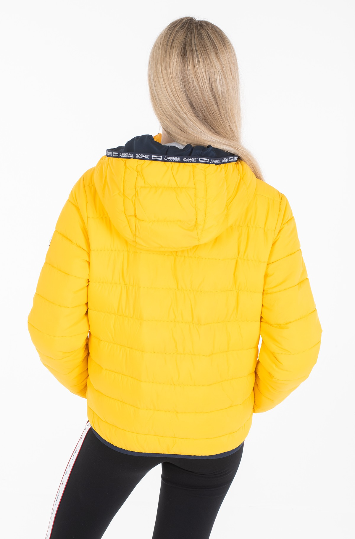 Jacket TJW QUILTED TAPE DETAIL JACKET-full-3