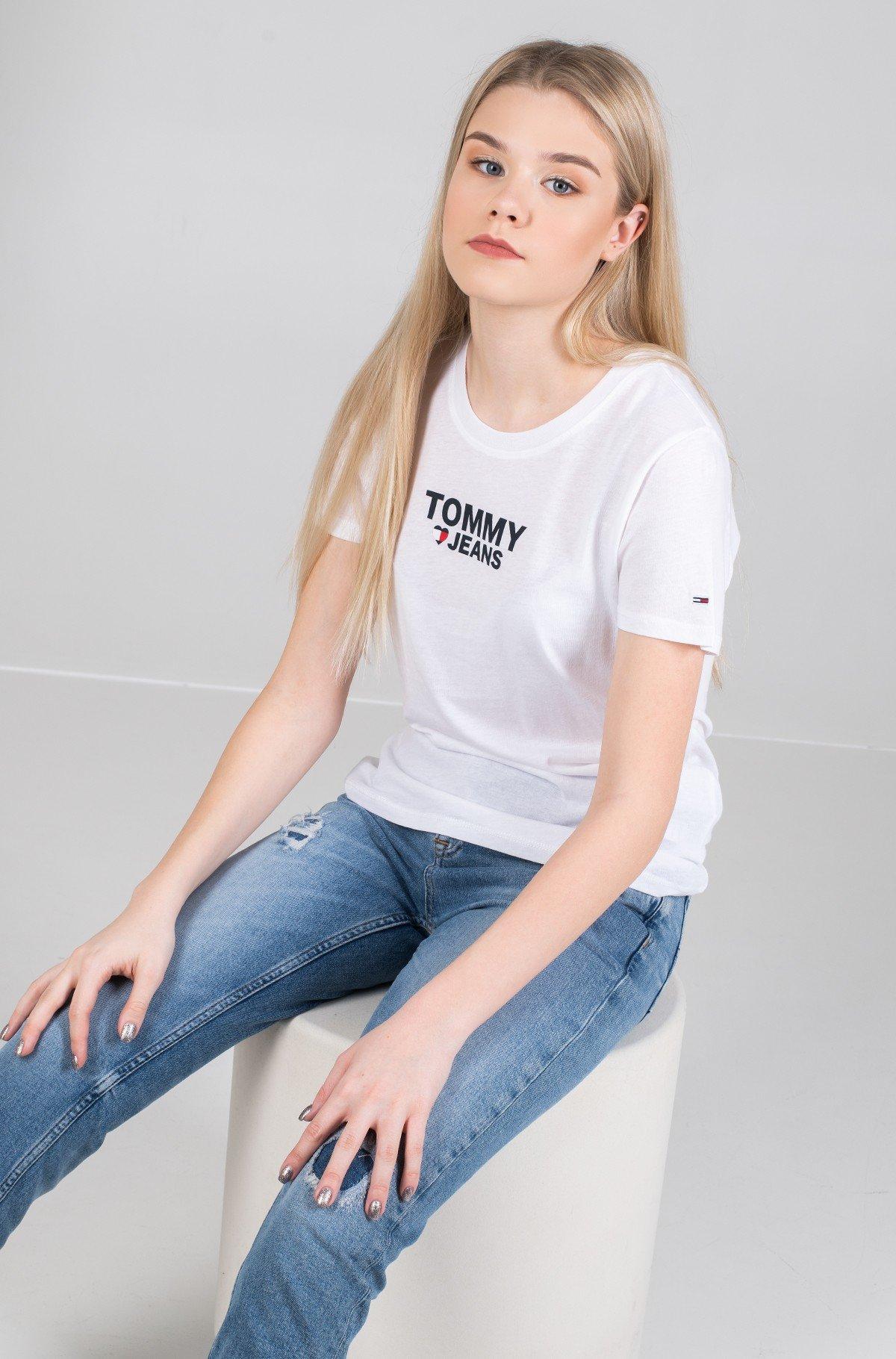 T-shirt TJW CORP HEART LOGO TEE-full-1