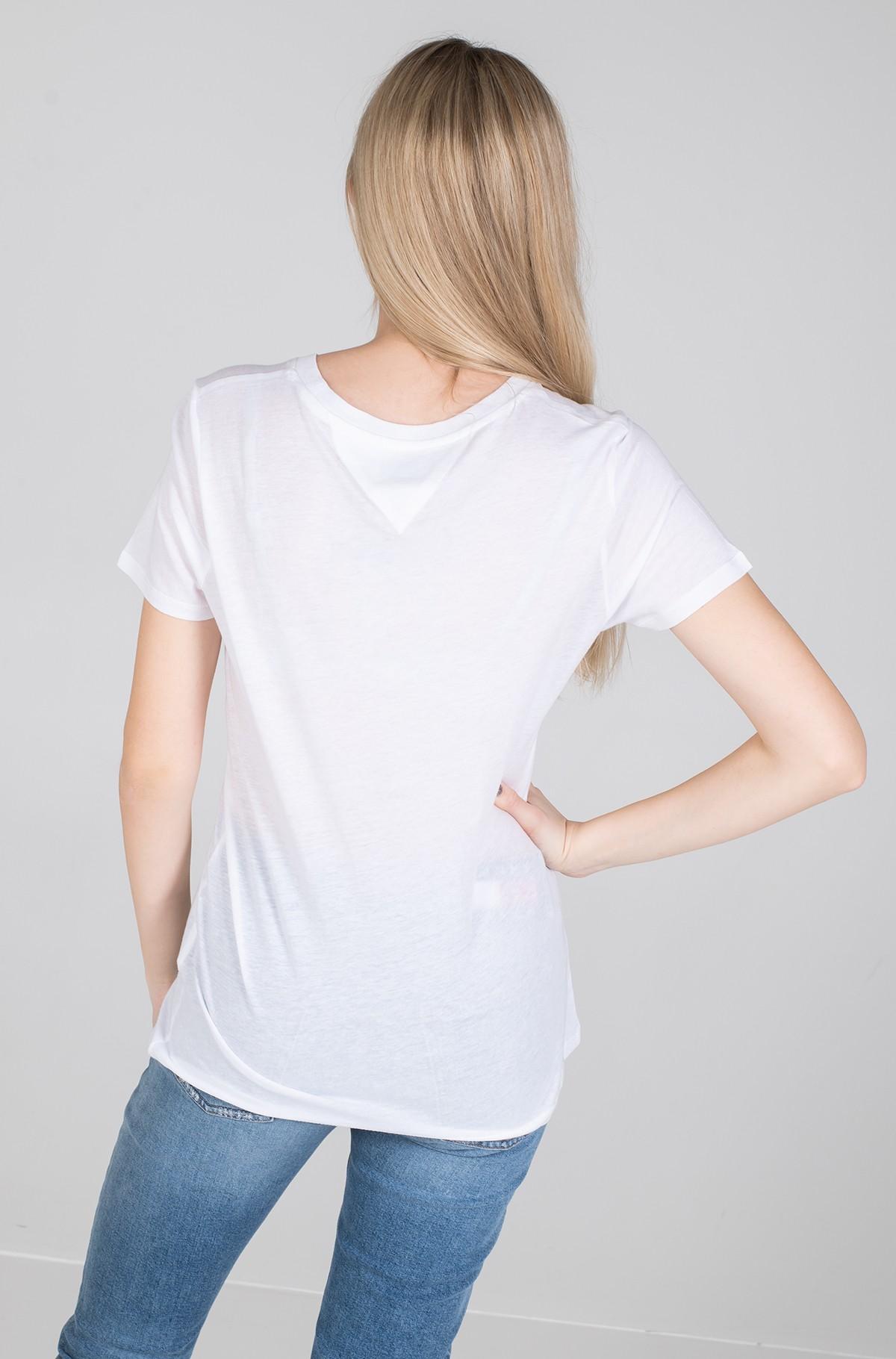 T-shirt TJW CORP HEART LOGO TEE-full-3