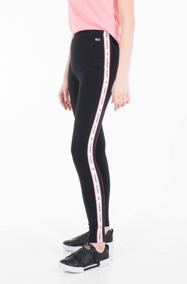 TJW TAPE DETAIL LEGGINGS