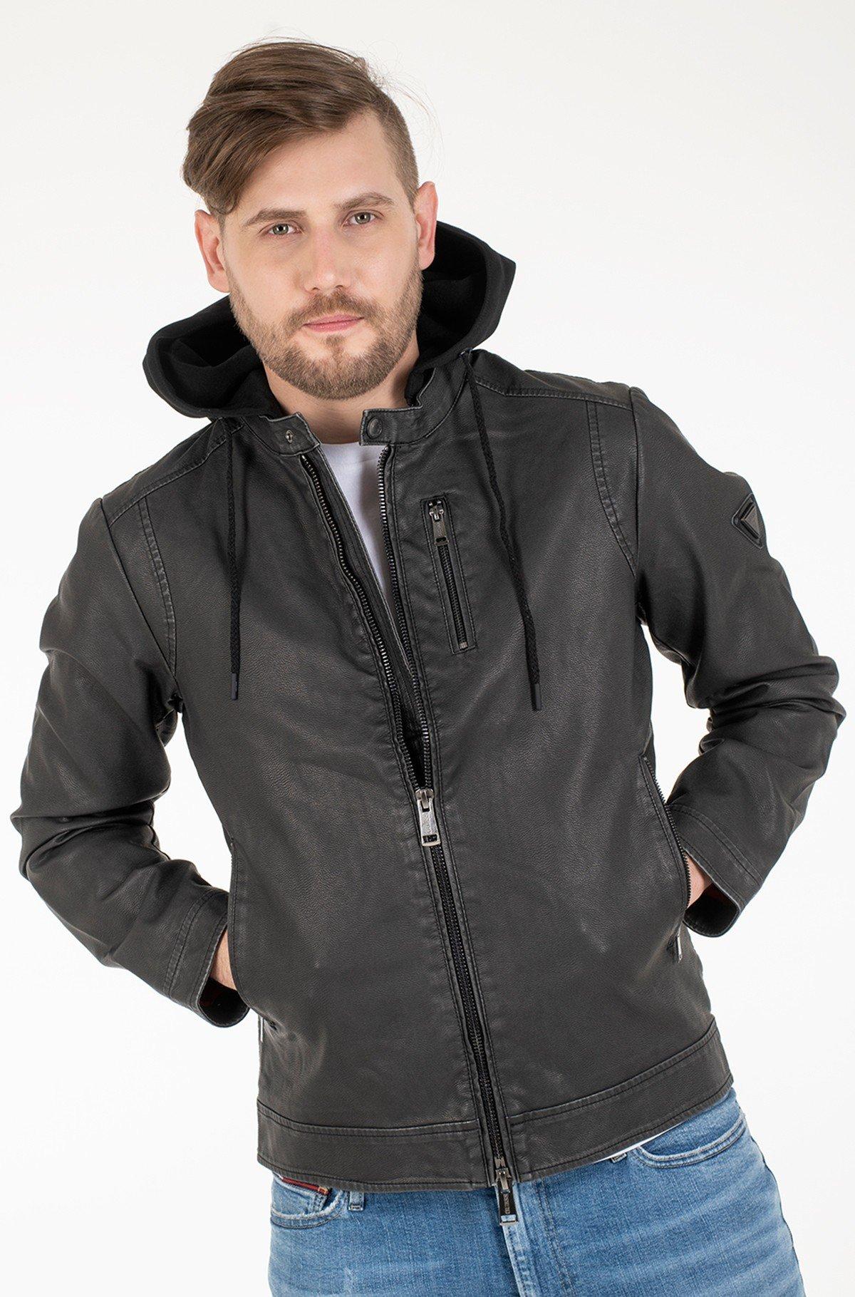 Leather jacket M01L54 WCIJ0-full-3