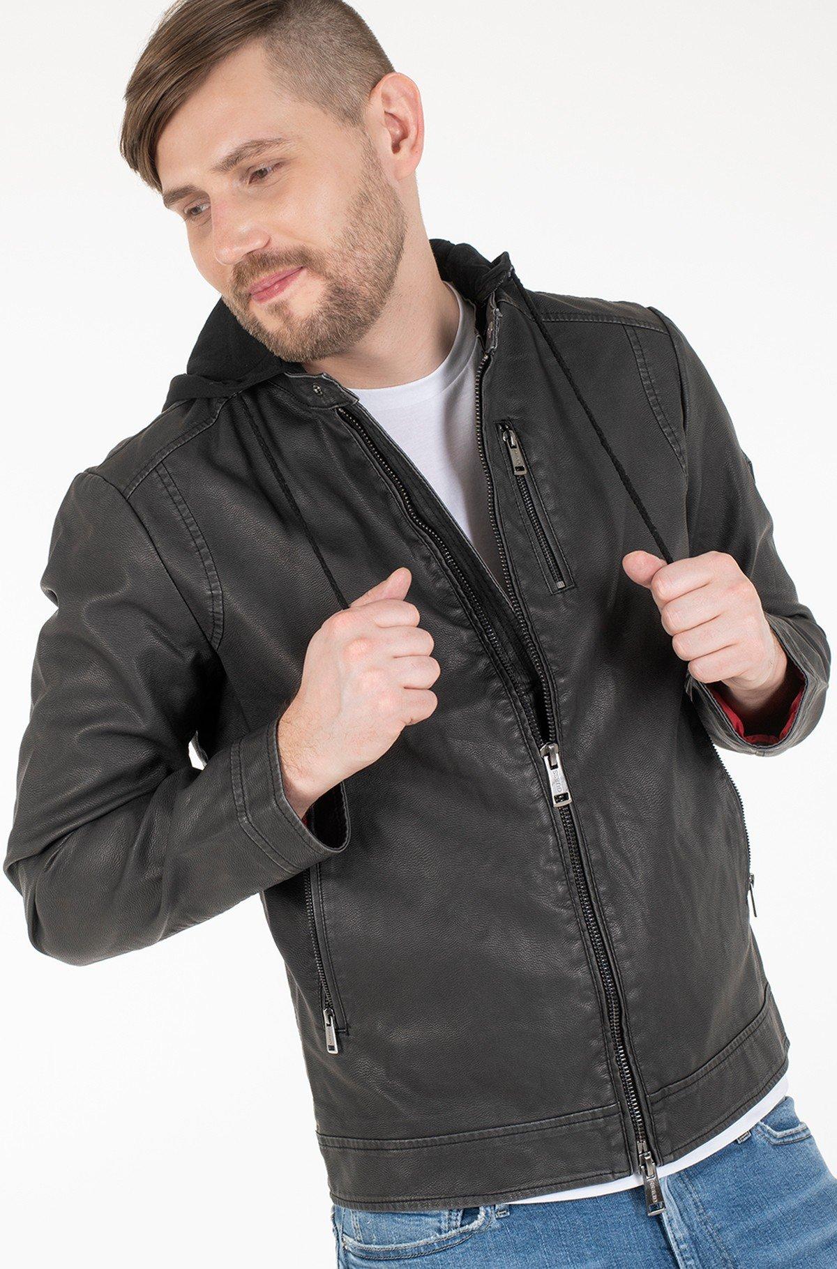 Leather jacket M01L54 WCIJ0-full-4