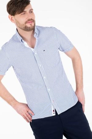 Marškiniai SLIM SEERSUCKER STRIPE SHIRT S/S-1