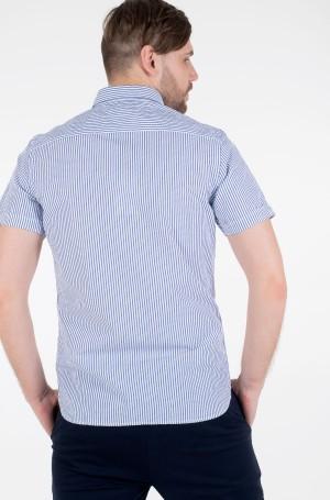 Marškiniai SLIM SEERSUCKER STRIPE SHIRT S/S-2