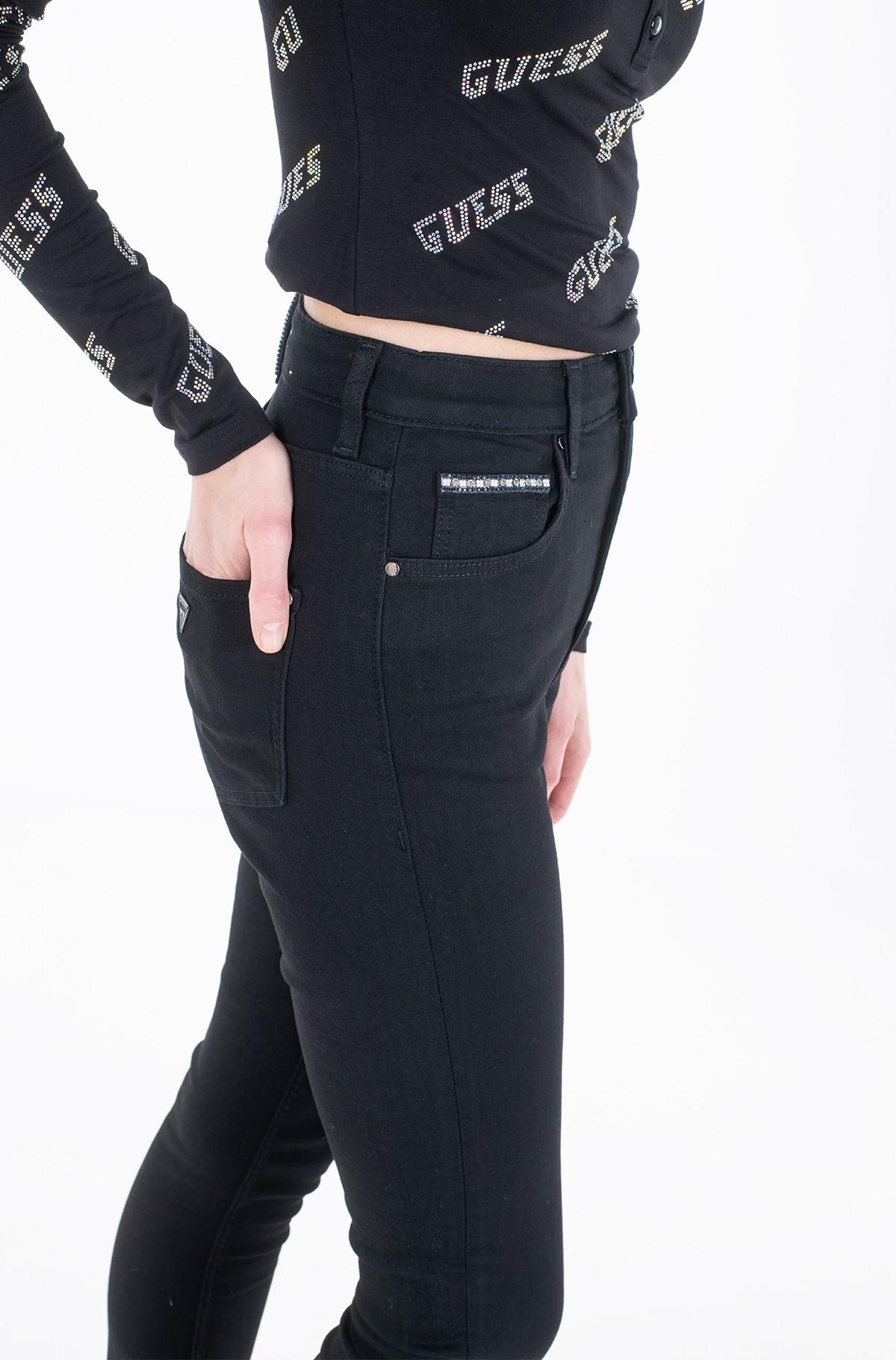 Džinsinės kelnės W01A26 D3OA4-full-2