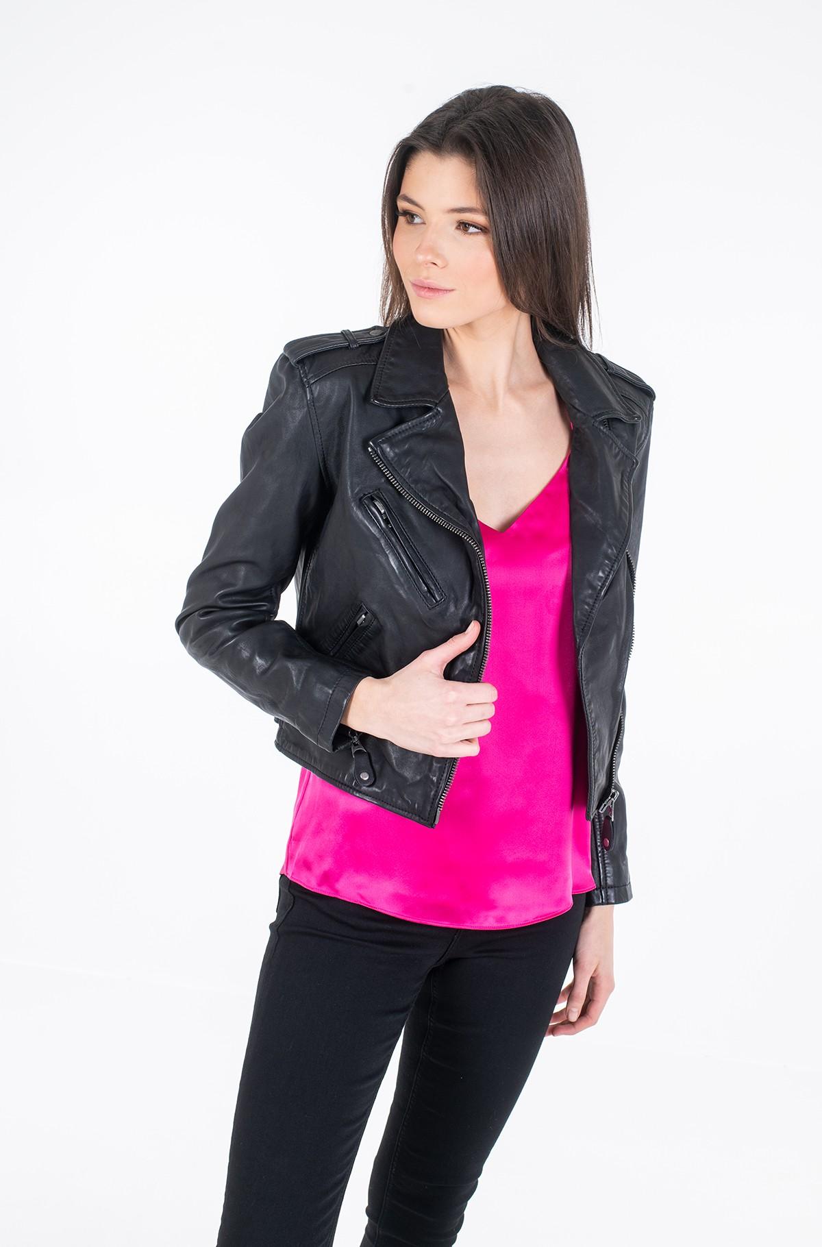 Leather jacket BERA/PL401763-full-1