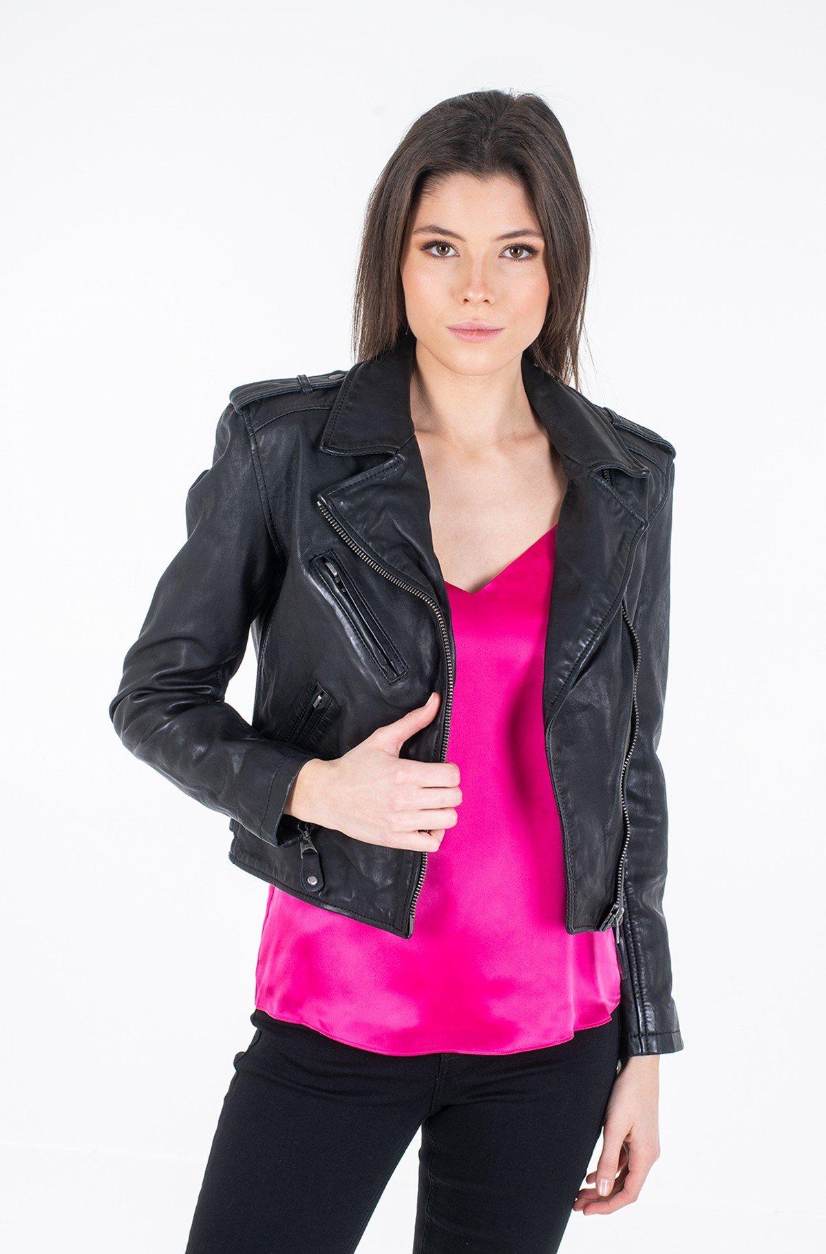 Leather jacket BERA/PL401763-full-2
