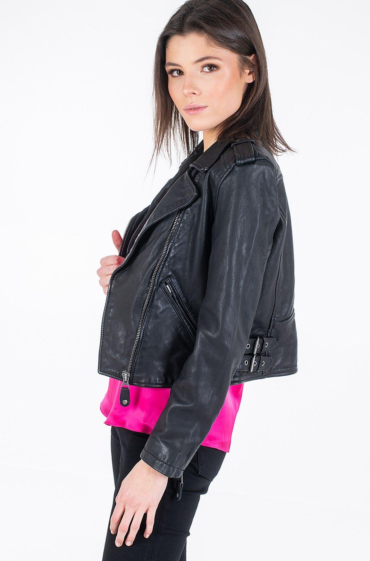 Leather jacket BERA/PL401763-full-3