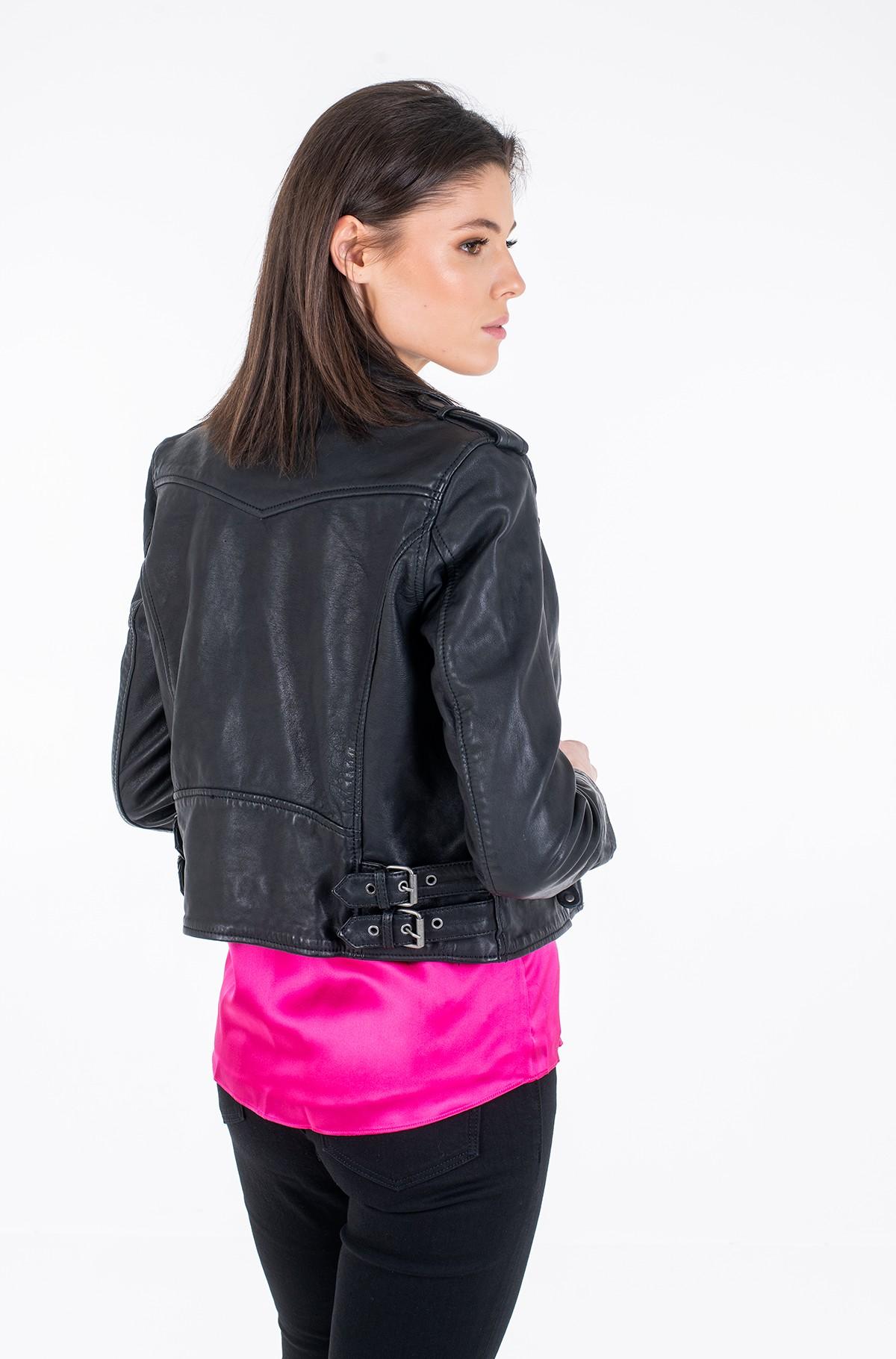 Leather jacket BERA/PL401763-full-4