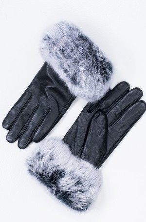 Leather gloves Women`s glove GF32-1