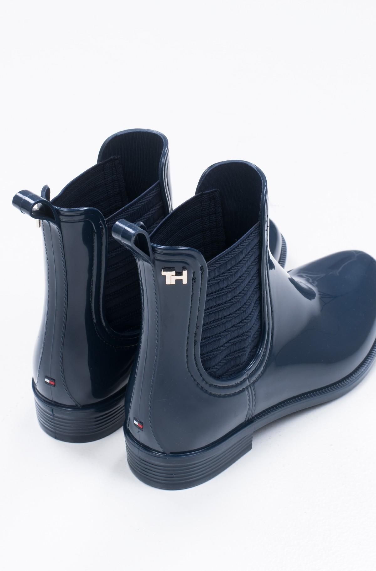 Guminiai batai FEMININE PATENT RAINBOOT-full-1