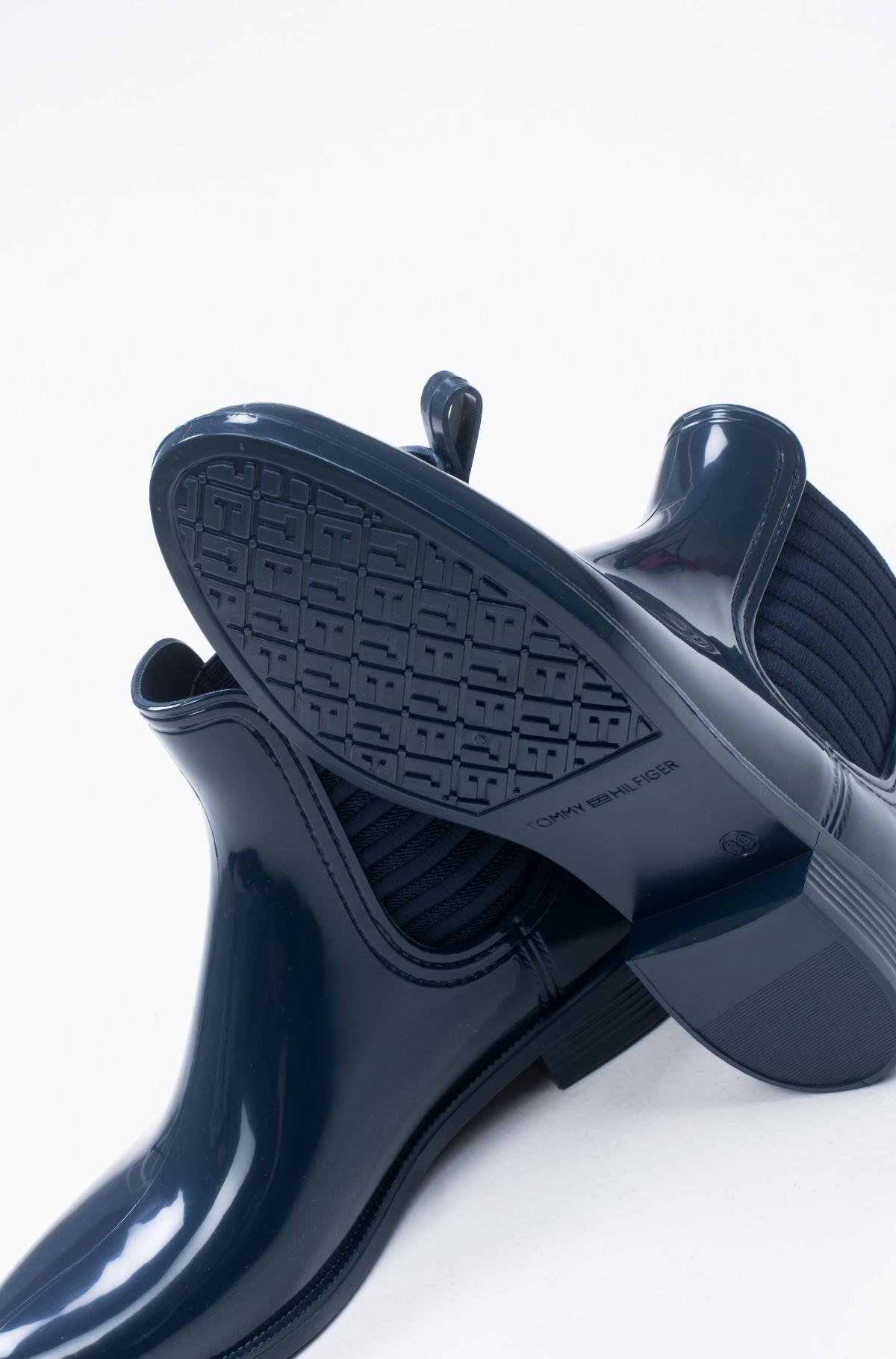 Guminiai batai FEMININE PATENT RAINBOOT-full-5