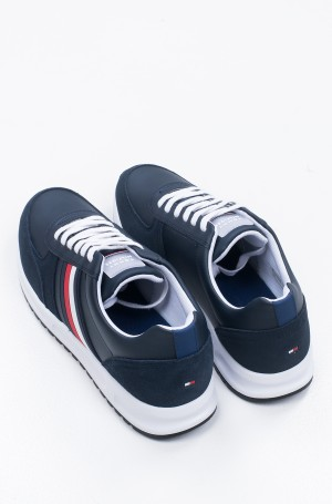 Sneakers MODERN CORPORATE LEATHER RUNNER-3