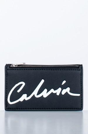 Kaarditasku CKJ SCULPTED CARD CASE W/COIN-1