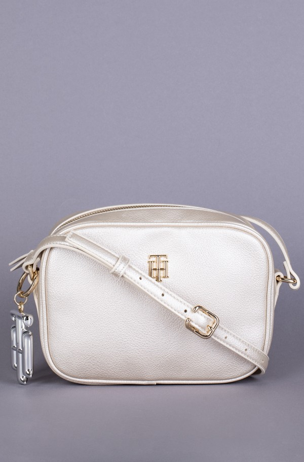 TH CHIC CAMERA BAG METALLIC