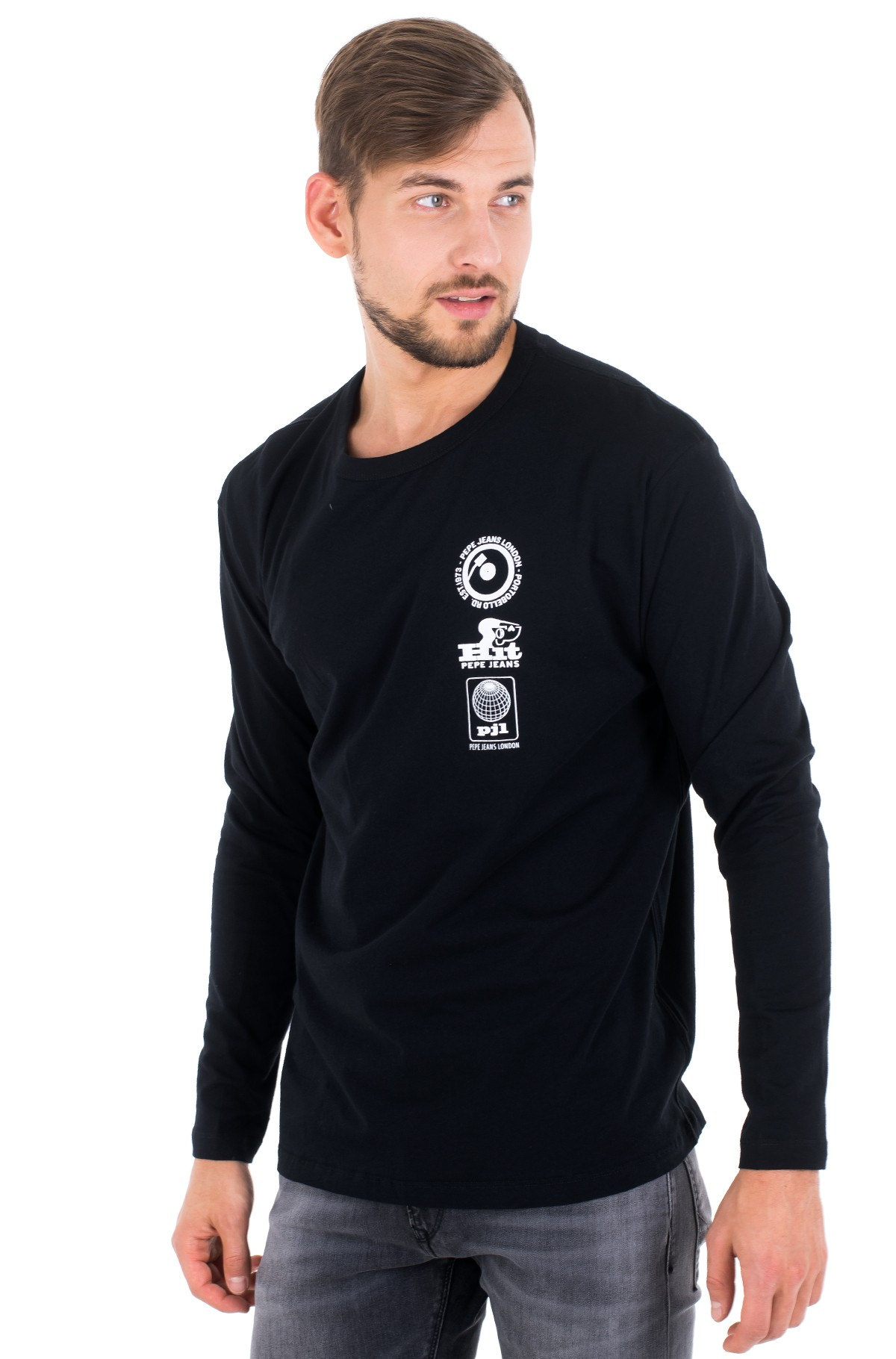 Long sleeved t-shirt BOLLIN/PM506912-full-1