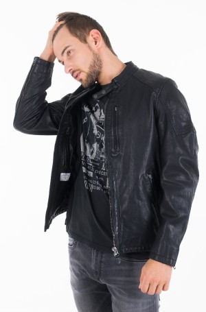 Leather jacket DONOVAN/PM402177-1