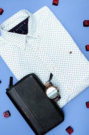 Shirt SLIM GEO PRINT SHIRT-2