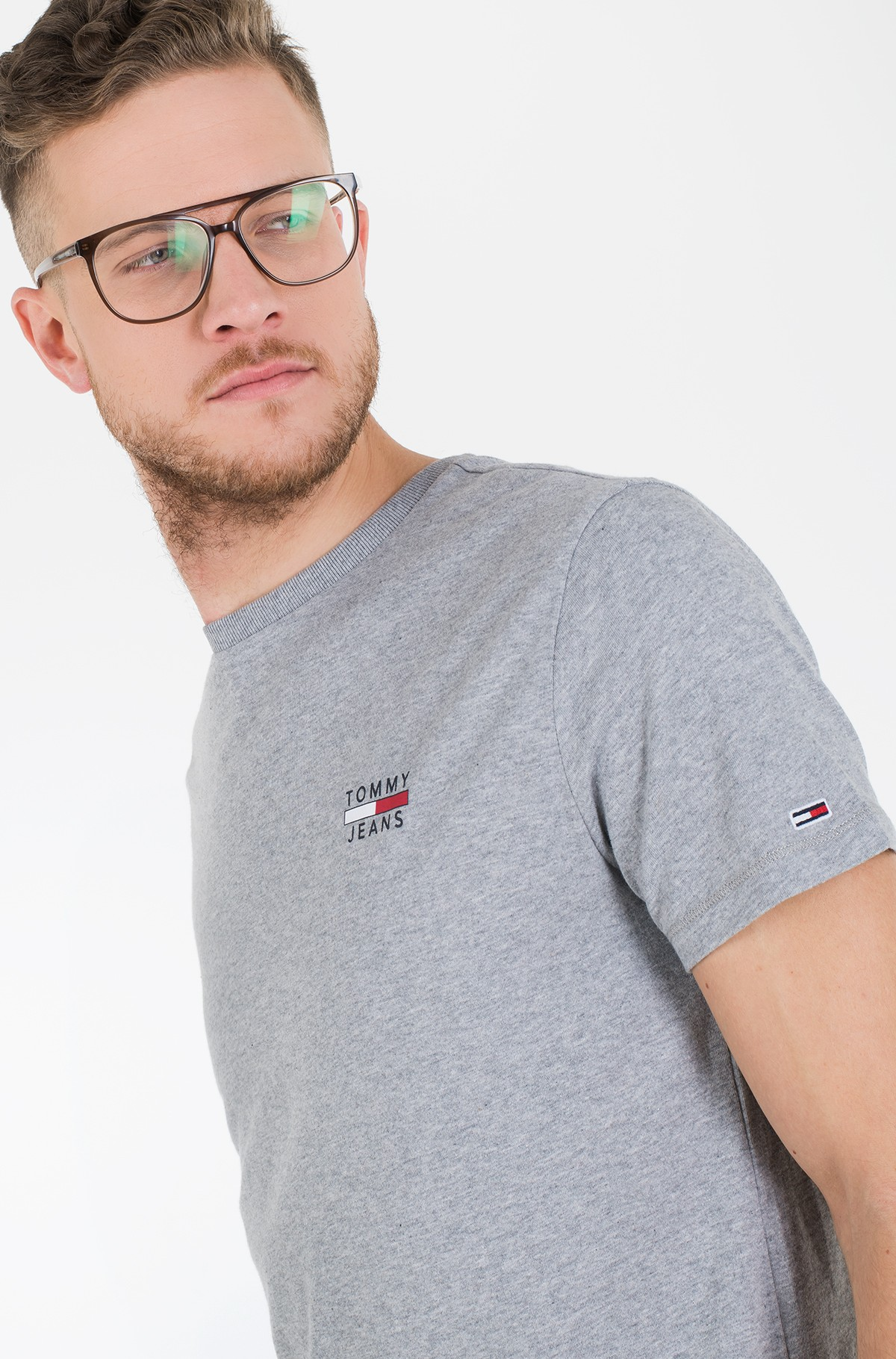 T-särk TJM CHEST LOGO TEE-full-1