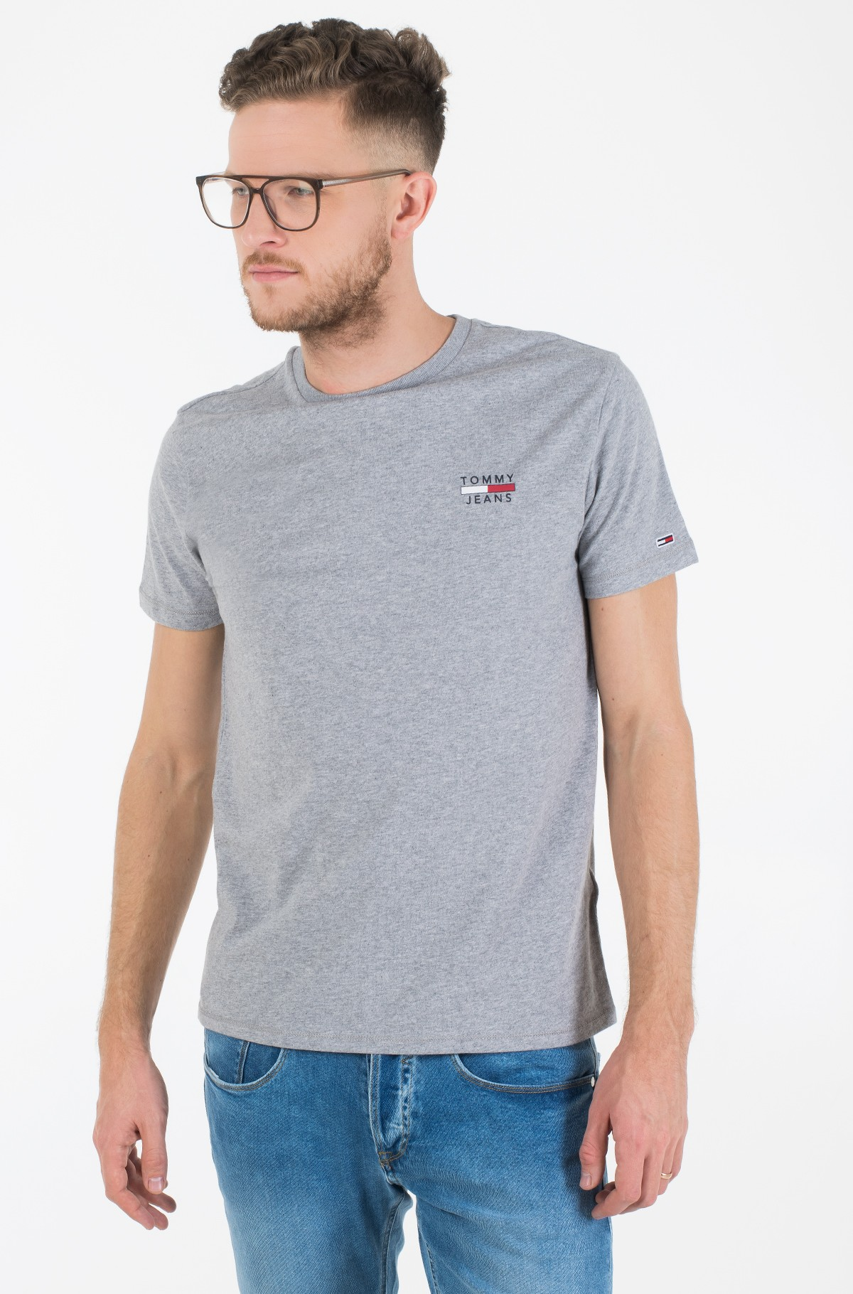 T-särk TJM CHEST LOGO TEE-full-2