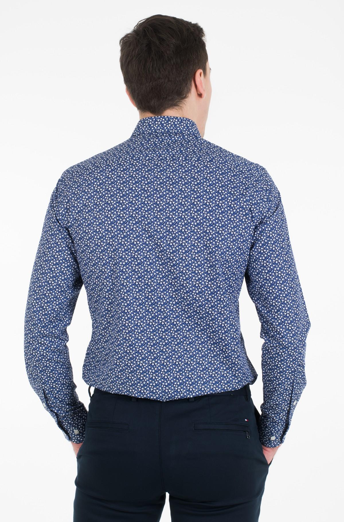 Marškiniai FLORAL PRINT CLASSIC SHIRT-full-3