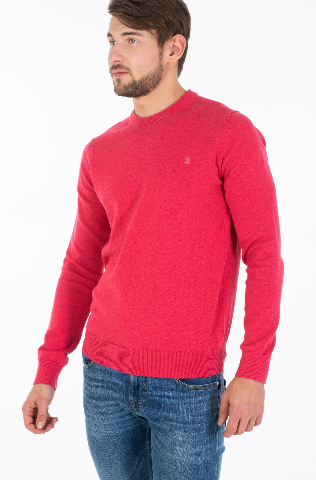 Sviiter 12GG CREW NECK SWEATER-full-2