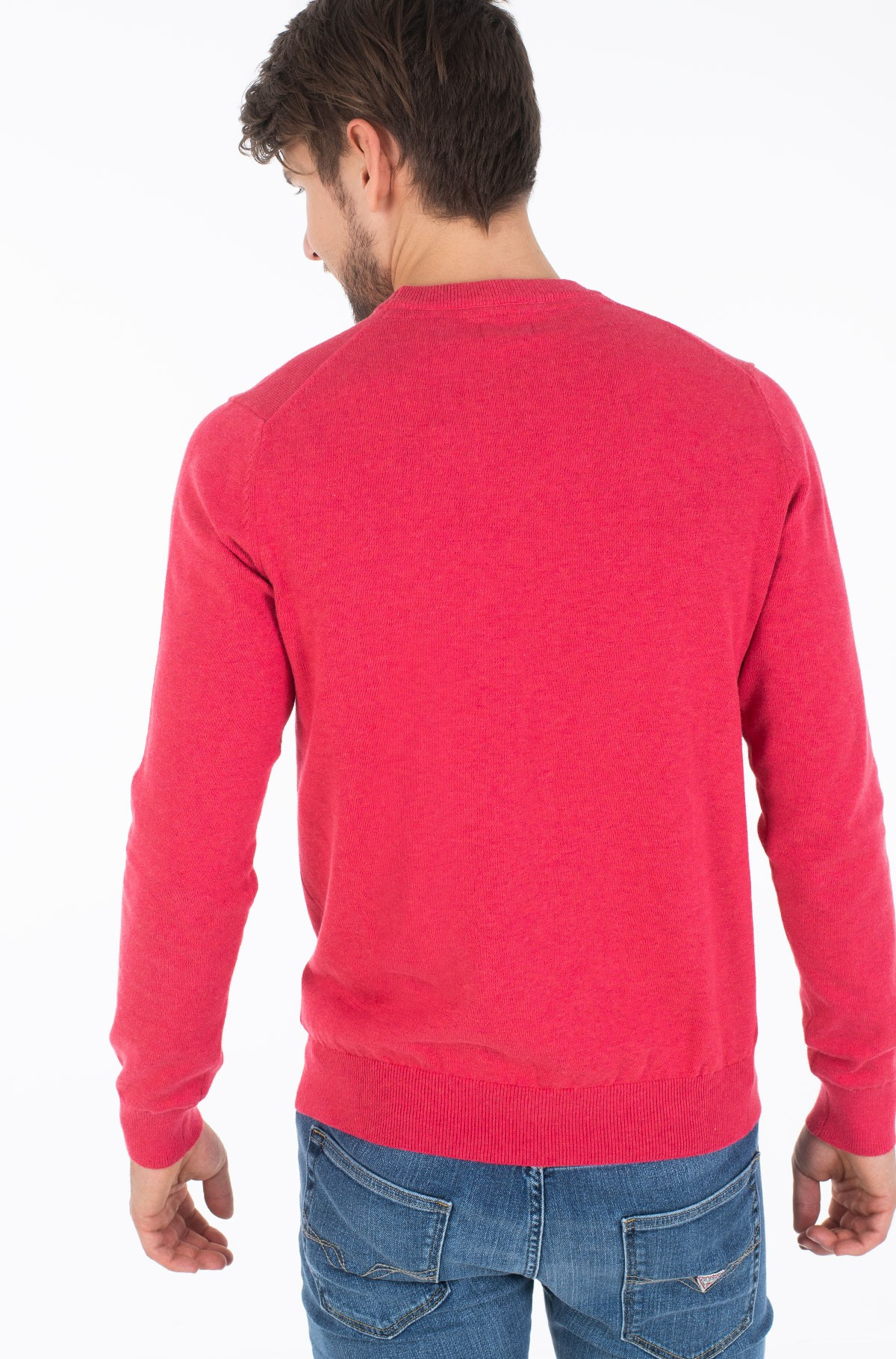 Sviiter 12GG CREW NECK SWEATER-full-3