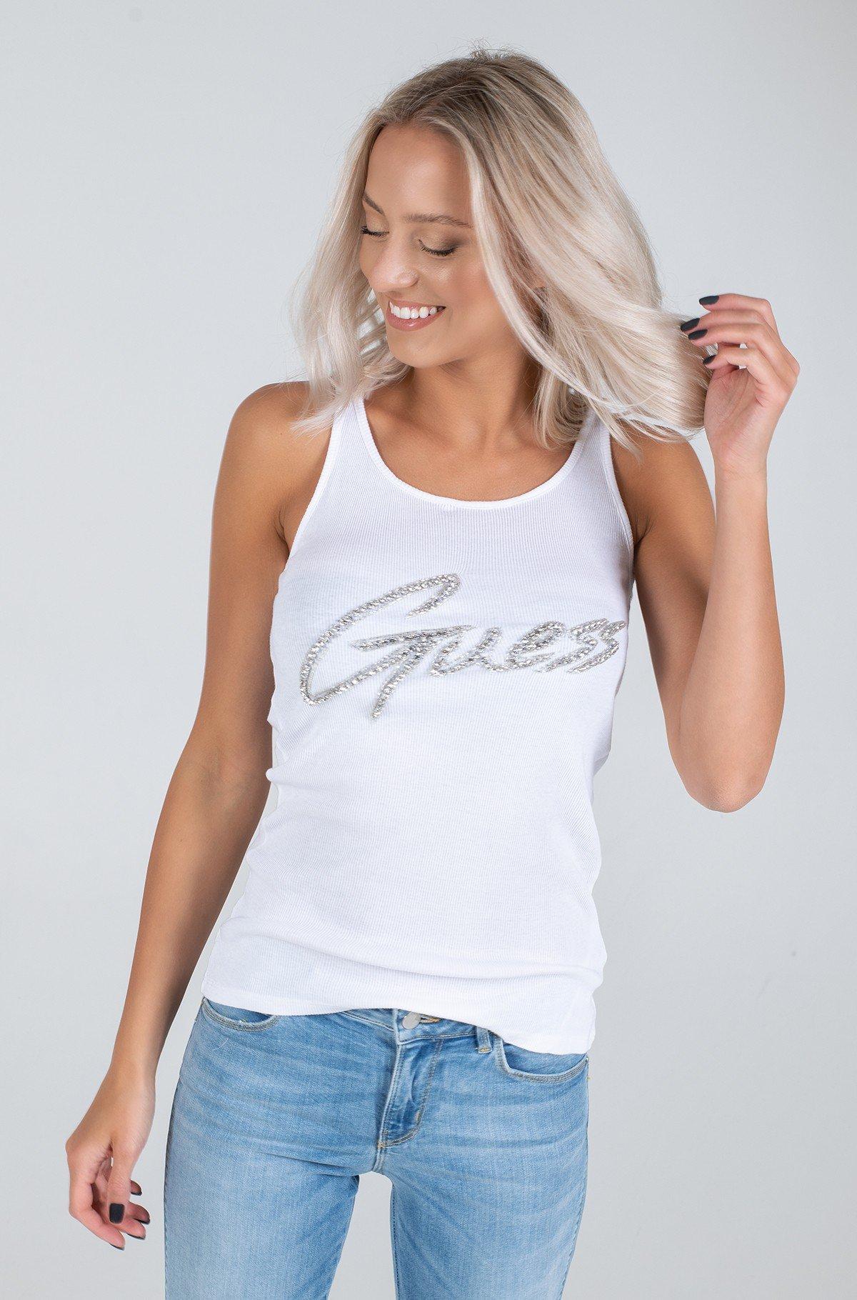 Marškinėliai be rankovių W0GI73 K1810-full-1