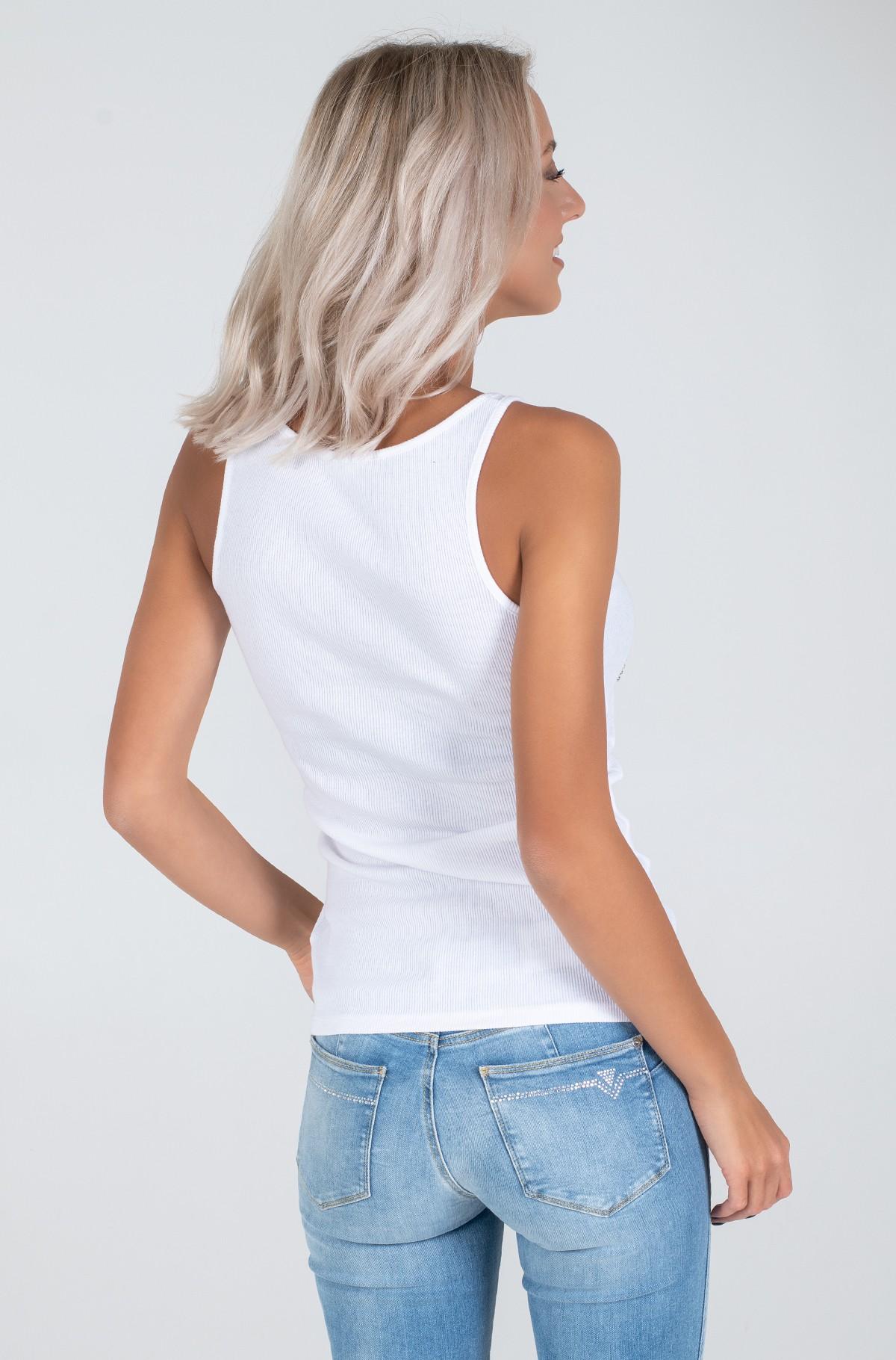 Marškinėliai be rankovių W0GI73 K1810-full-3