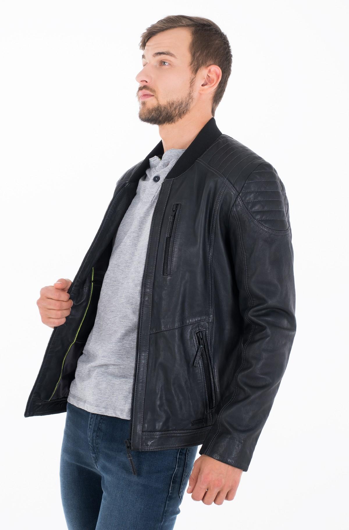 Leather jacket Tobi-full-1